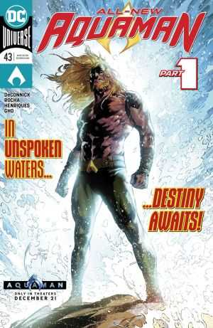 DC - Aquaman # 43