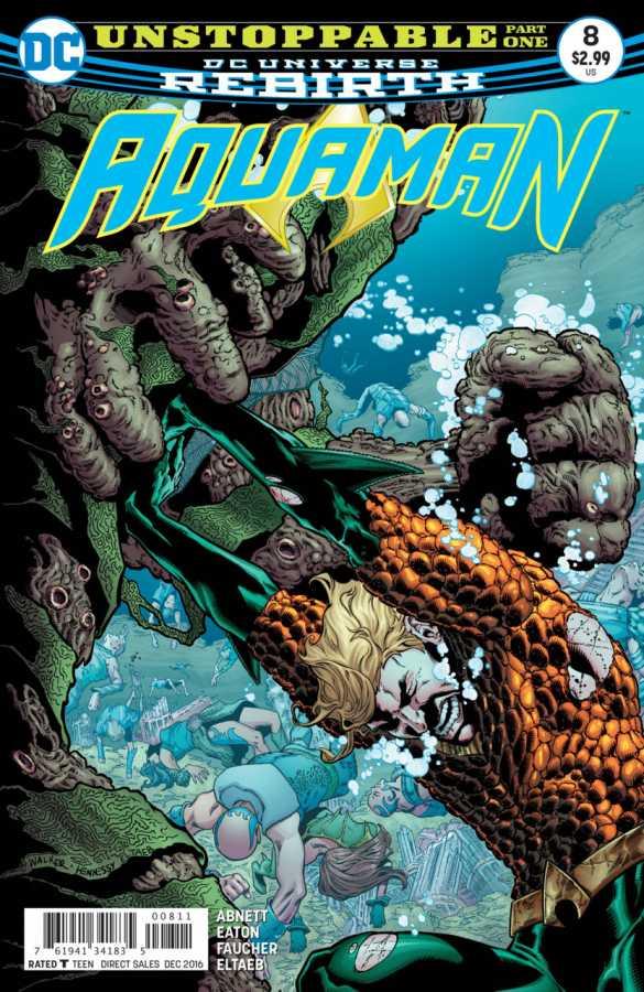 DC - Aquaman # 8