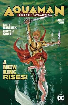 DC - Aquaman Sword Of Atlantis Book 1 TPB