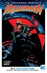 DC - Aquaman (Rebirth) Vol 2 Black Manta Rising TPB