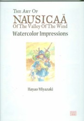 VIZ - Art Of Nausicaa Valley Of The Wind HC
