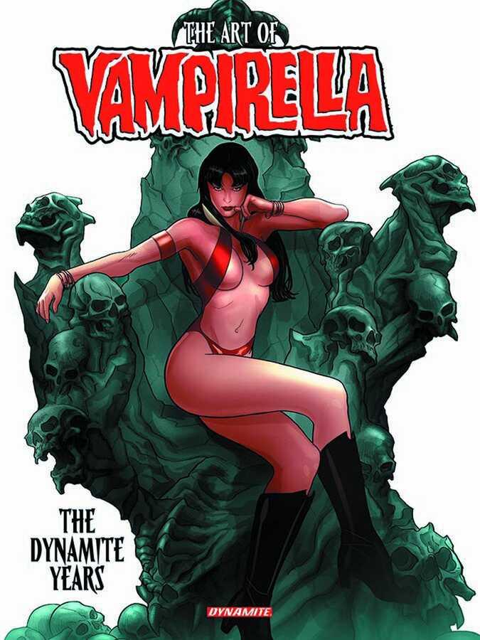Dynamite - Art of Vampirella Dynamite Years Vol 1 HC