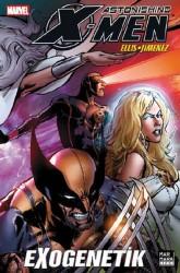 Marmara Çizgi - Astonishing X-Men Cilt 6 Exogenetik