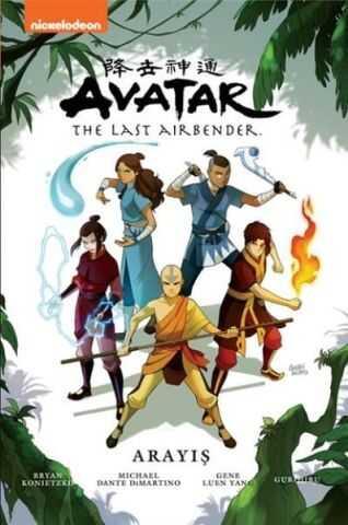 Avatar The Last Airbender Cilt 2 Arayış