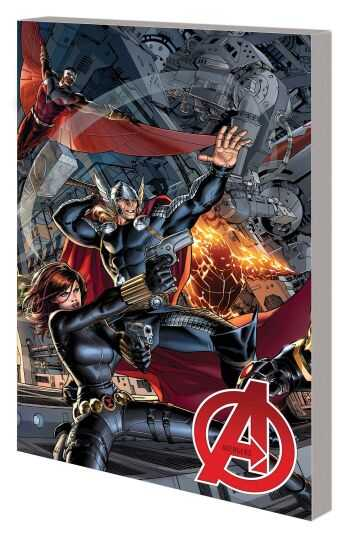 Marvel - Avengers By Jonathan Hickman Complete Collection Vol 1 TPB
