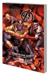 Marvel - Avengers Vol 3 Time Runs Out TPB