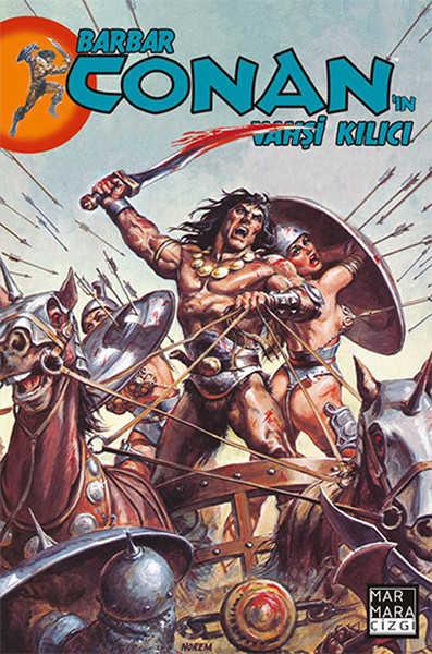 Marmara Çizgi - Barbar Conan'ın Vahşi Kılıcı Cilt 15