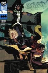 DC - Batgirl and Birds of Prey # 20 Adam Hughes Variant