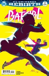 DC - Batgirl # 2