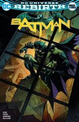 DC - Batman # 1 Paralel Evren Retailer Variant
