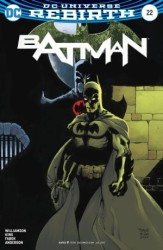 DC - Batman # 22 (The Button) Tim Sale Variant