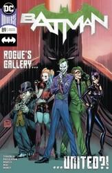 DC - Batman # 89 F