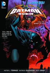 DC - Batman And Robin (New 52) Vol 1 Born To Kill TPB