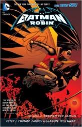 DC - Batman And Robin (New 52) Vol 4 Requiem For Robin TPB