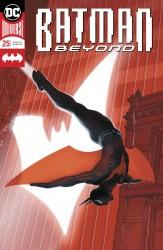 DC - Batman Beyond # 25 Foil