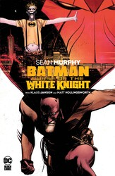 DC - Batman Curse Of The White Knight HC