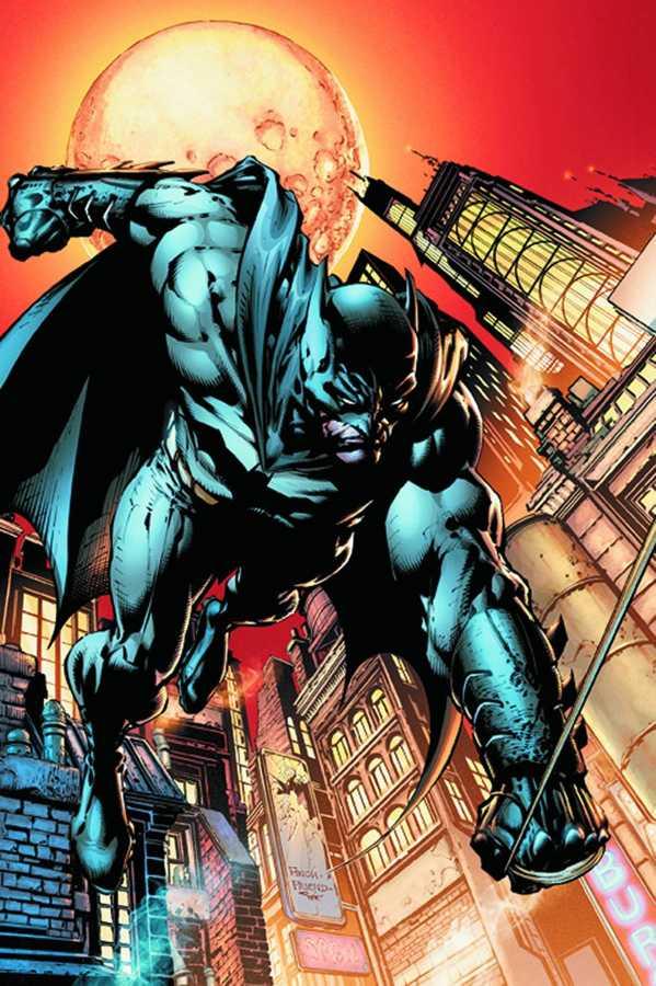 DC - Batman Dark Knight (New 52) # 1