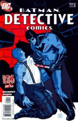 DC - Batman Detective Comics # 816