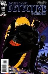 DC - Batman Detective Comics # 874