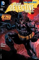 DC - Batman Detective Comics (New 52) # 19