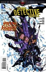 DC - Batman Detective Comics (New 52) # 21