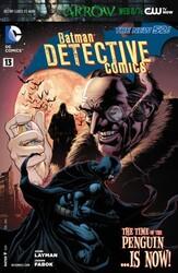 DC - Batman Detective Comics (New 52) # 13