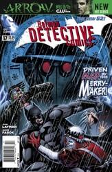 DC - Batman Detective Comics (New 52) # 17