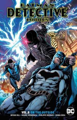DC - Batman Detective Comics (Rebirth) Vol 8 On The Outside TPB