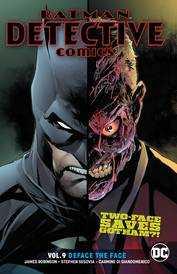Batman Detective Comics (Rebirth) Vol 9 Deface The Face