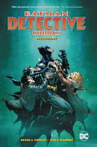 DC - Batman Detective Comics Vol 1 Mythology TPB