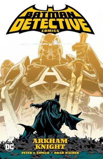 DC - Batman Detective Comics Vol 2 Arkham Knight TPB