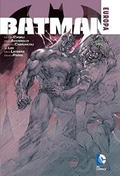 DC - Batman Europa HC