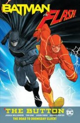 DC - Batman Flash The Button International Edition TPB