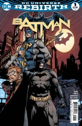 DC - Batman # 1