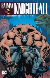 DC - Batman Knightfall 25th Anniversary Edition Vol 1 TPB