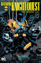 DC - Batman Knightquest The Crusade Vol 1 TPB