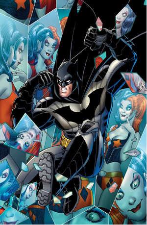 DC - Batman (New 52) # 50 Dynamic Forces Amanda Conner Exclusive Variant