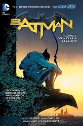DC - Batman (New 52) Vol 5 Zero Year - Dark City TPB