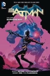 DC - Batman (New 52) Vol 8 Superheavy TPB