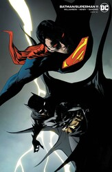 DC - Batman Superman # 11 Variant