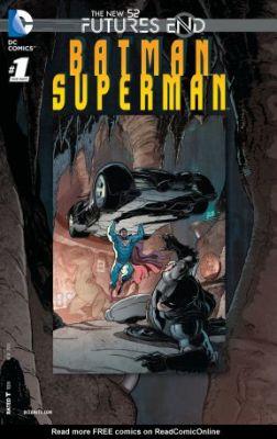 Batman Superman Futures End # 1