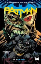 DC - Batman (Rebirth) Vol 3 I Am Bane TPB