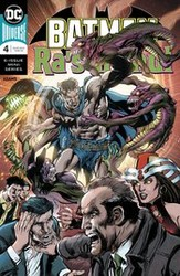 DC - Batman Vs Ras Al Ghul # 4
