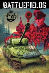 Dynamite - Battlefields Vol 5 The Firefly And His Majesty TPB