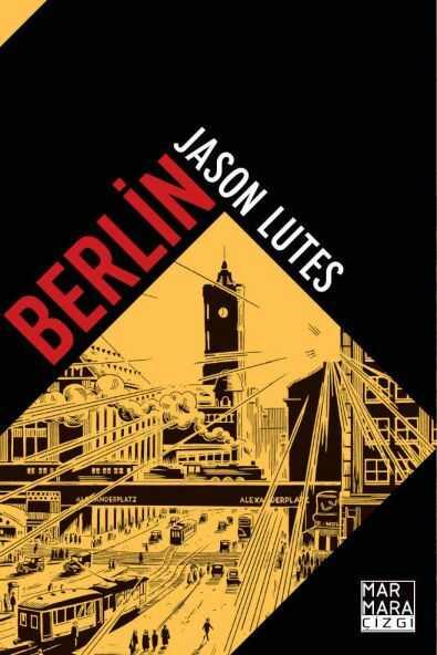 Berlin Sert Kapak Özel Edisyon