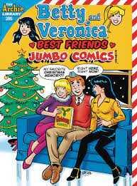 Archie Comics - BETTY & VERONICA JUMBO COMICS DIGEST # 286