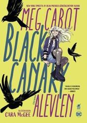 Ayrıntı - Black Canary Alevlen