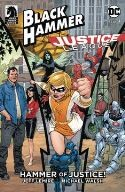 Dark Horse - Black Hammer Justice League # 1 Cover C Paquette