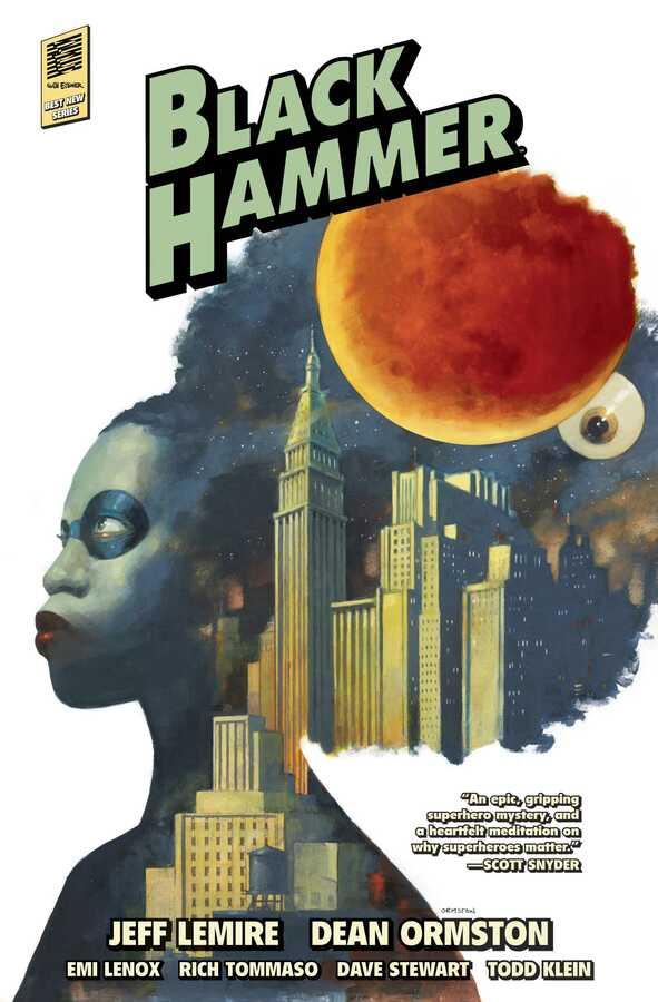Dark Horse - Black Hammer Library Edition Vol 2 HC