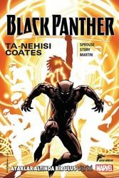 Çizgi Düşler - Black Panther Cilt 2 Ayaklar Altında Bir Ulus Cilt İki